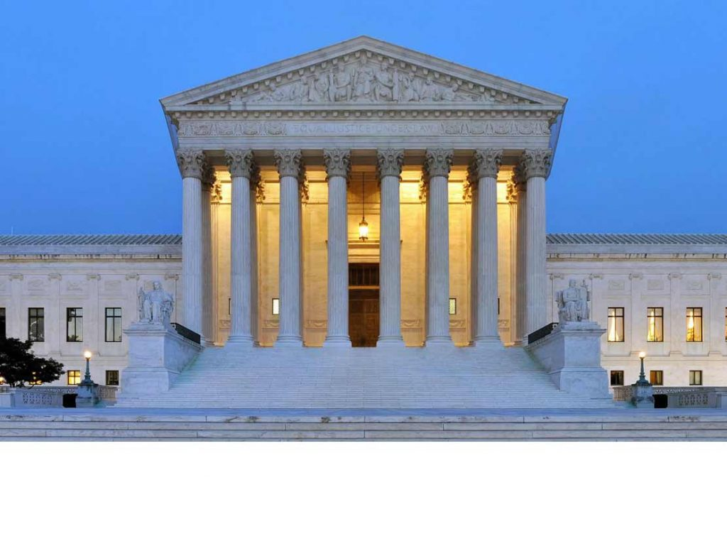 Image of the Supreme Court of the United States Building